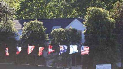 Die-Sonne-lacht-an-Tag-zwei-ueber-dem-Augusta-National-GC