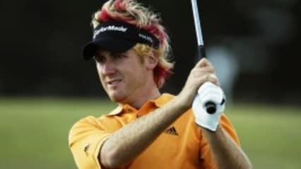Strähnchen, Bärte und mehr: DIE 10... verrücktesten Frisuren im Golf