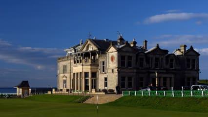 Golf-Tempel: Die schönsten historischen Clubhäuser der Welt
