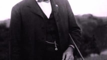 James Foulis 1896 twitter