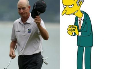 Doppelbogey! - Golfer und ihre berühmten 'Zwillinge'