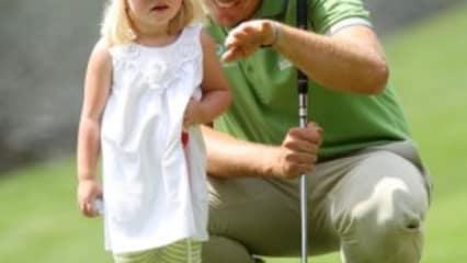 Auf Baby-Namenssuche? Die Kindernamen der Golfprofis