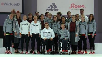 Die Olympia-Outfits für Rio 2016