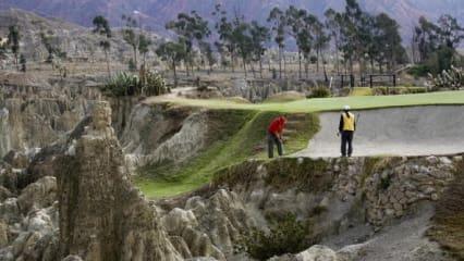 Die Welt der Golf-Statistik in Bildern
