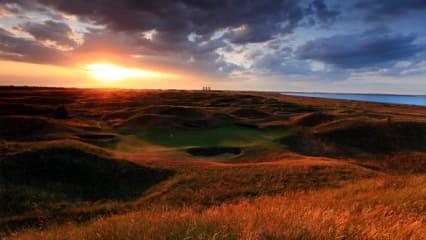 Englands beliebteste Golfplätze