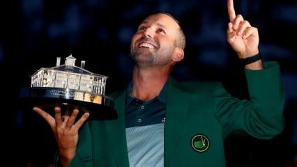 Europäischer Zweikampf ums Grüne Jackett - Das große Finale des Masters