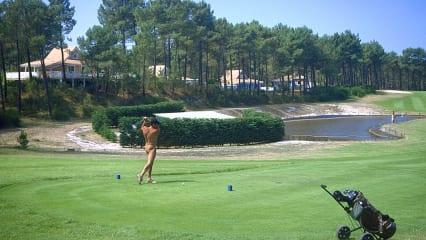 FKK Golf - Wie Adam und Eva in Südfrankreich