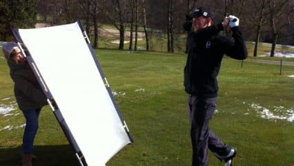 Making of - Fotoshooting mit Max Kieffer