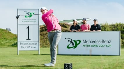 Gewinnspiel: After Work Golf Cup ProAm Challenge
