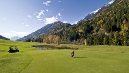 Golfplatz Passeier Meran