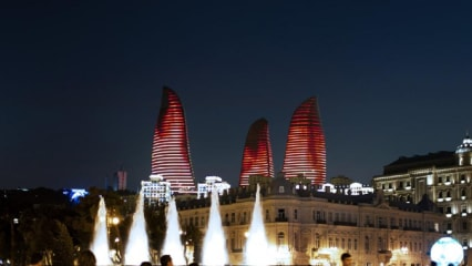 simbol-der-stadt-baku-die-flame-towers
