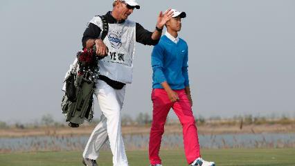 Golf in China auf dem Vormarsch