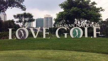 Senayan National Golf Club - Grüne Oase in Indonesiens Hauptstadt Jakarta