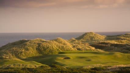 Cruden Bay Golf Club -18th-David J Whyte © Linksland.com_2
