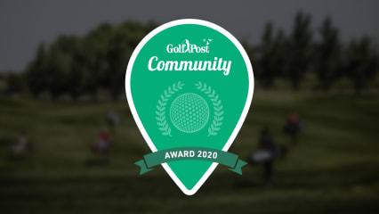 Die Gewinner des Golf Post Community Awards 2020