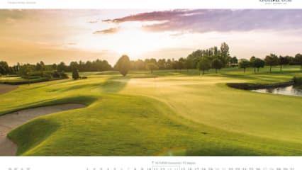 Golf Post Golfkalender 2017