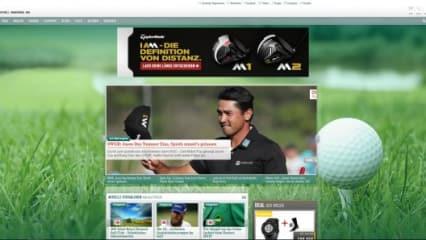 Golf_Post_Startseite