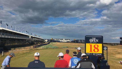 Golf Post Live vor Ort bei der 147. Open Championship in Carnoustie