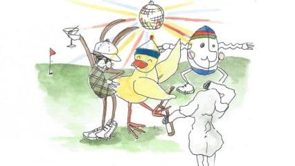 Golf Post Ostergewinnspiel 2015 -Teil 4