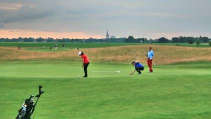 Golf Post Wildcard Foto