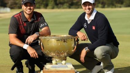 Golf-Saison 2014: Die Turniersieger