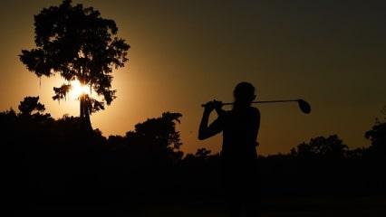 Golfen am Mississippi 1