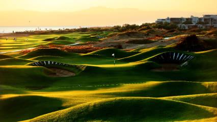 Golferparadies Belek - Abschlagen an der Türkischen Riviera