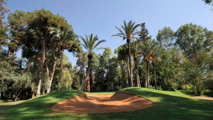 Golfen in Marrakesch