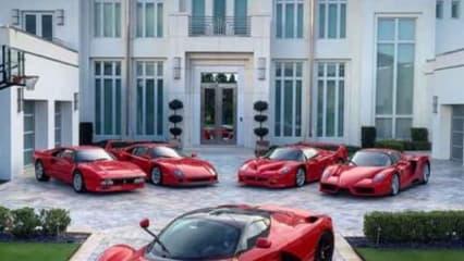 Mit 1.000 PS zum Abschlag - Die Autos der Golfprofis