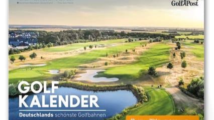 Der Golfkalender 2020 - Deutschlands schönste Golfbahnen