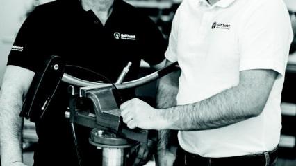 GolfQuant-Elektro-Trolleys-Gruender