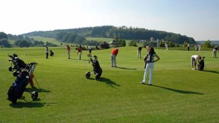Golftage Winnerod