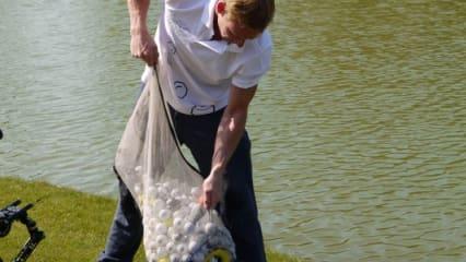 Golfwatercaddie - Die Jagd nach weißen Perlen