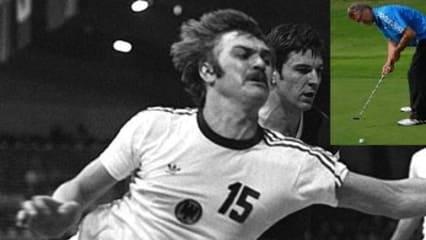 Handball-WM: Auch Deutschlands Handballer golfen!