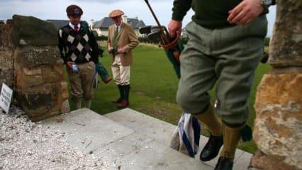 Hickory Golf - die Leidenschaft für das Ursprüngliche