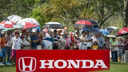 Honda LPGA Thailand 2014
