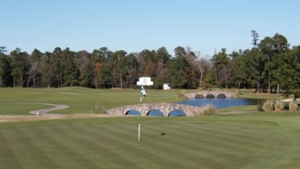 #8 green looking back at amen corner 1202