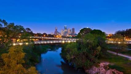 Houstons spannendste Golfplätze und Sehenswürdigkeiten