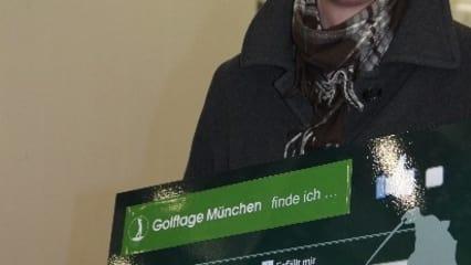 Impressionen der Golftage München - Tag 1