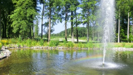 Impressionen Osnabrücker Golf Post