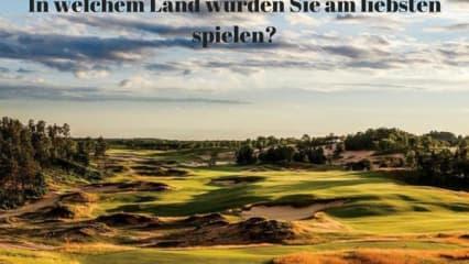 Die Top 10 Golfdestinationen im Rest der Welt