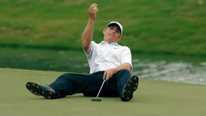 Kaum zu glauben - Diese acht Golfregeln gab es wirklich!