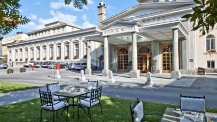 Gewinnspiel: Kulm Hotel St. Moritz
