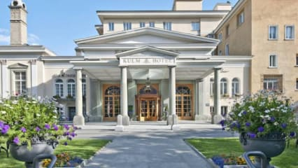 Kulm Hotel St. Mortiz