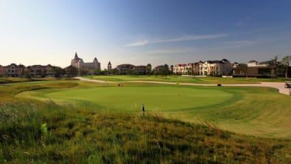 Loch für Loch: Lake Malaren Golf Club in Shanghai
