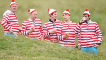Magische Fan-Momente bei den British Open