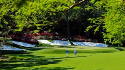 Masters-Quiz: Moving Day!