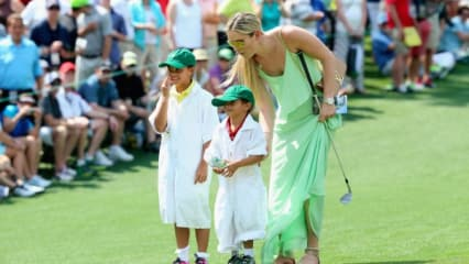 Par-3-Contest: Das Familienevent in Bildern