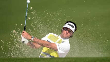 Masters-Quiz: Bubba-Time Again!