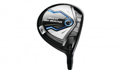 NEU: Callaway Great Big Bertha und Big Bertha Alpha 816 Driver